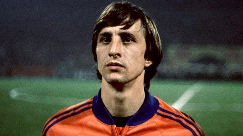 Once in a lifetime: Johan Cruyff