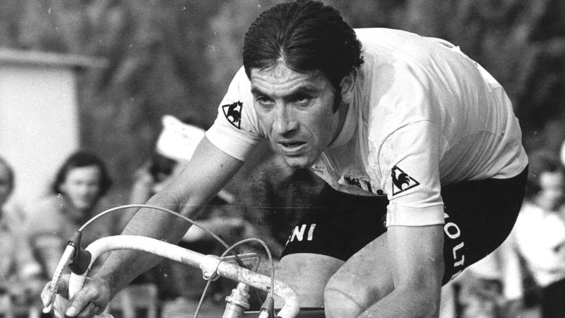 """Diego Alverà racconta. Eddy Merckx, la favola del """"Cannibale"""""""